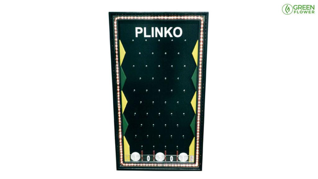 plinko game board